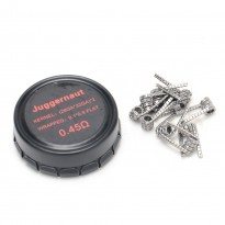 JUGGERNAUT WIRE 0,45 OHM (10 PZ.)