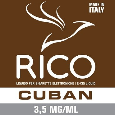 Premiscelato Cuban (3.5 mg/ml)