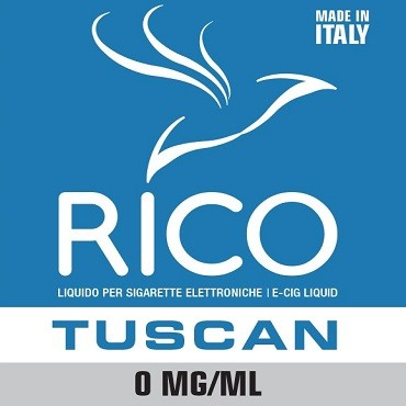 Tobacco Tuscan (0 mg/ml)