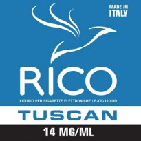 RICO Liquido Tuscan (14 mg/ml)