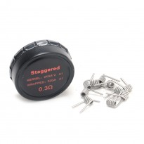 Staggered Wire 0,3 Ohm (10 Pz.)