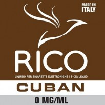 RICO Liquido Cuban (0 mg/ml)