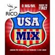 Usa Mix (0mg/ml)
