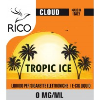 Rico Liquido Tropic Ice (0mg/ml)