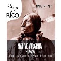 RICO Liquido Virginia Native (14 mg/ml)